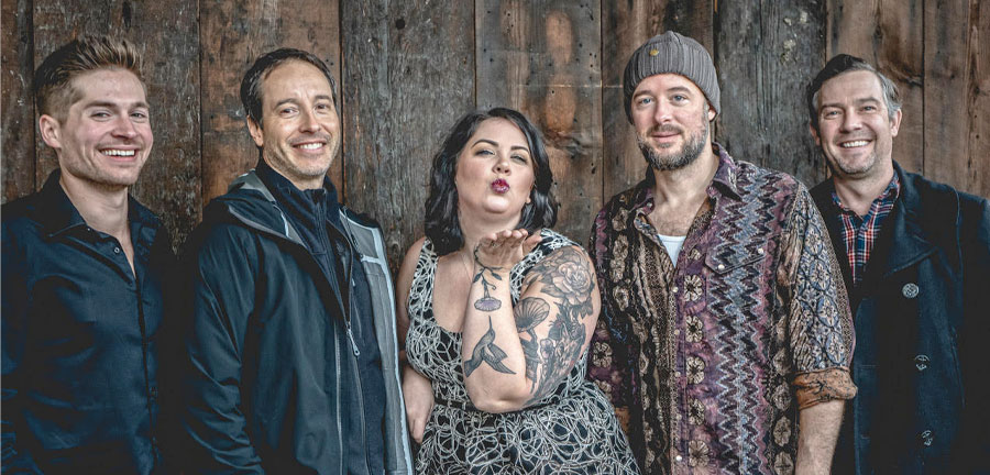 Yonder Mountain String Band photo
