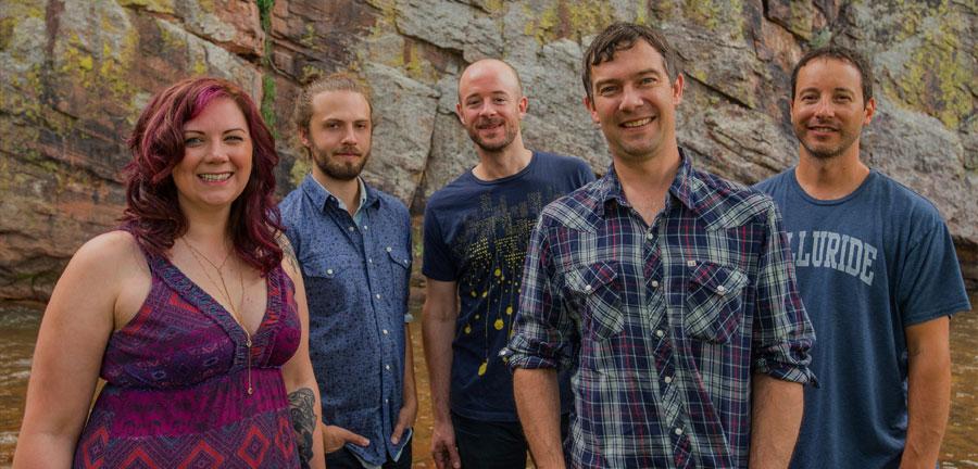 Yonder Mountain String Band photo
