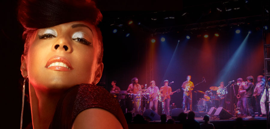 Zap Mama and Antibalas photo
