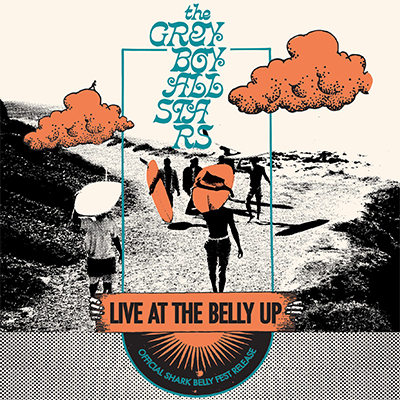 The Greyboy Allstars - Live at the Belly Up show cover thumbnail