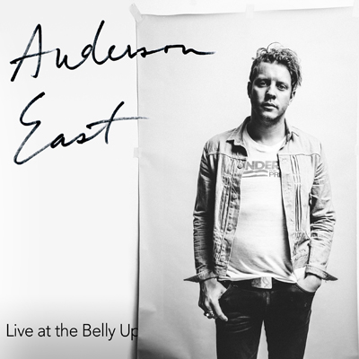 Anderson East - Live at the Belly Up show cover thumbnail