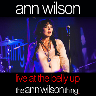 Ann Wilson - Live at the Belly Up show cover thumbnail