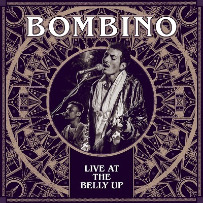 Bombino - Live at the Belly Up show cover thumbnail