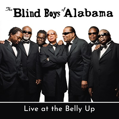 Blind Boys of Alabama - Live at the Belly Up show cover thumbnail