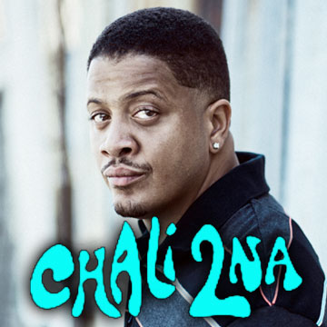 Chali 2na - Live at the Belly Up show cover thumbnail
