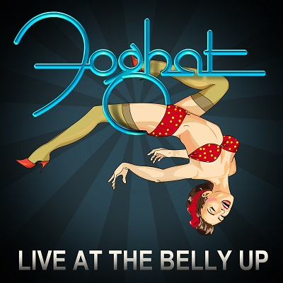 Foghat - Live at the Belly Up show cover thumbnail