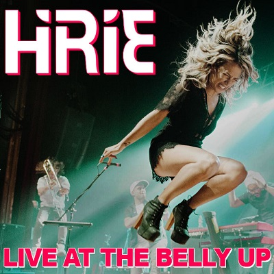 HIRIE - Live at the Belly Up show cover thumbnail