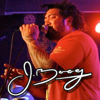 J Boog - Live at the Belly Up show cover thumbnail