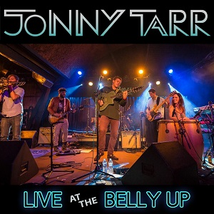 Jonny Tarr - Live at the Belly Up show cover thumbnail