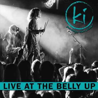 Ki - Live at the Belly Up show cover thumbnail