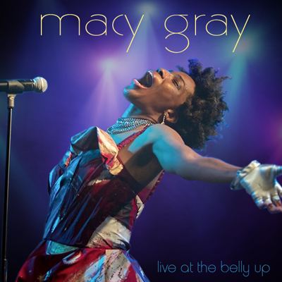 Macy Gray - Live at the Belly Up show cover thumbnail