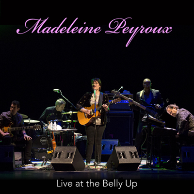 Madeleine Peyroux - Live at the Belly Up show cover thumbnail