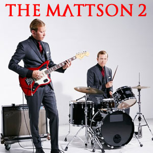 The Mattson 2 - Live at the Belly Up show cover thumbnail