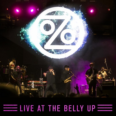 Ozomatli - Live at the Belly Up show cover thumbnail