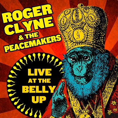Roger Clyne - Live at the Belly Up show cover thumbnail