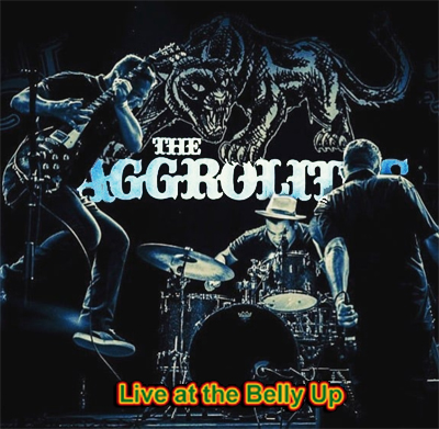 The Aggrolites - Live at the Belly Up show cover thumbnail