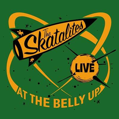The Skatalites - Live at the Belly Up show cover thumbnail