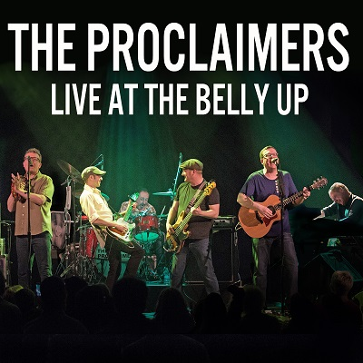 The Proclaimers - Live at the Belly Up show cover thumbnail