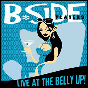 B-Side Players - Live at the Belly Up show cover thumbnail