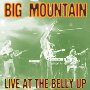 Big Mountain - Live at the Belly Up show cover thumbnail
