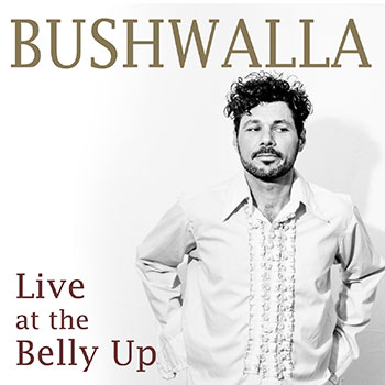 Bushwalla - Live at the Belly Up show cover thumbnail