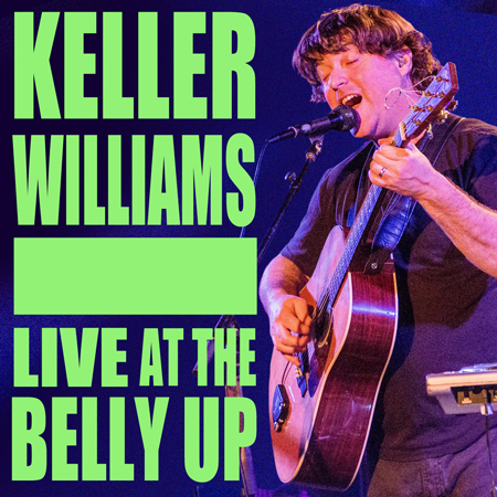 Keller Williams - Live at the Belly Up show cover thumbnail