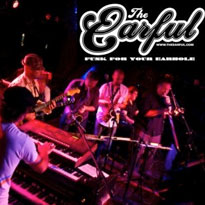 The Earful - Live at the Belly Up show cover thumbnail