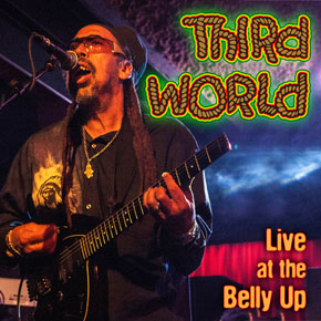 Third World - Live at the Belly Up show cover thumbnail