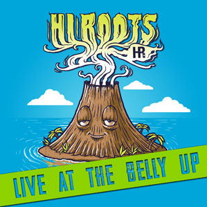 HI Roots - Live at the Belly Up show cover thumbnail