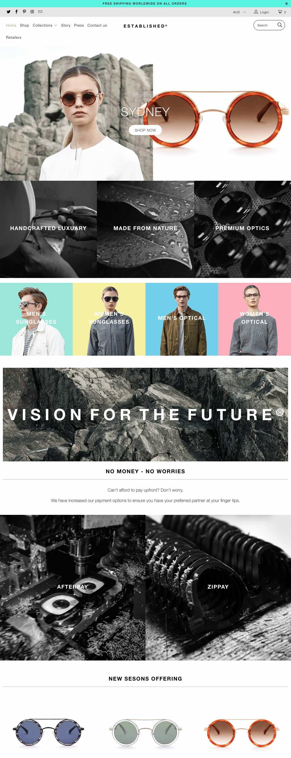 Established Eyewear