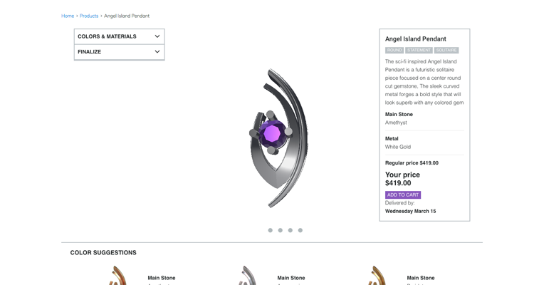 jewelv shopify 3d editor
