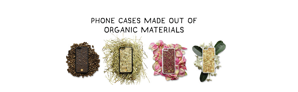 Mmore organic iPhone cases
