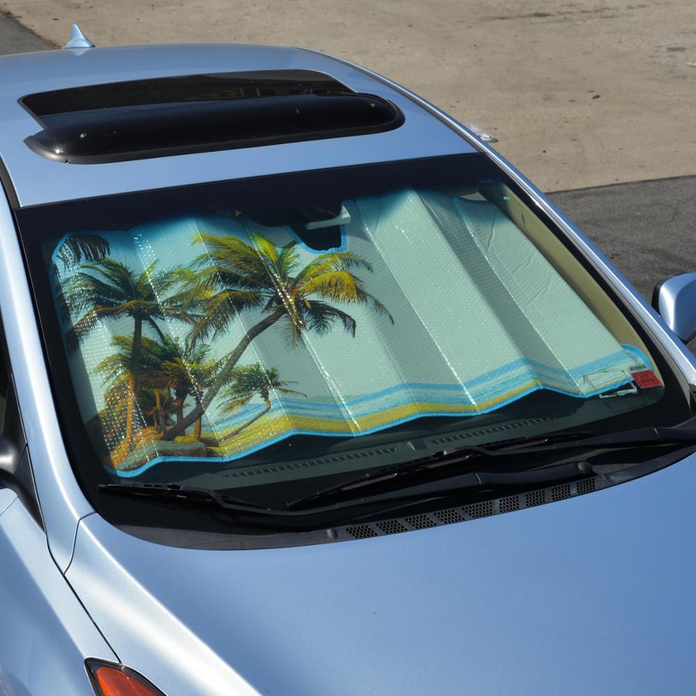 Beach Royal Palm Beach Sun Shade Front Windshield