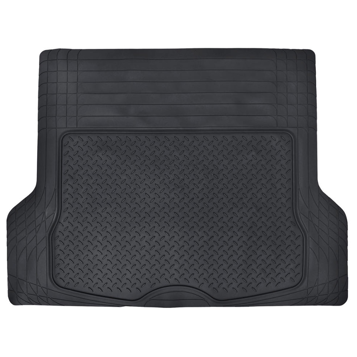 Odor Free Cargo Trunk Liner Mat For Car Van Suvs Trimmable