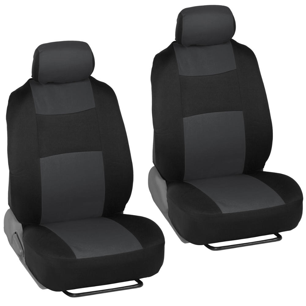Car Seat Covers For Honda Civic Sedan Coupe Charcoal