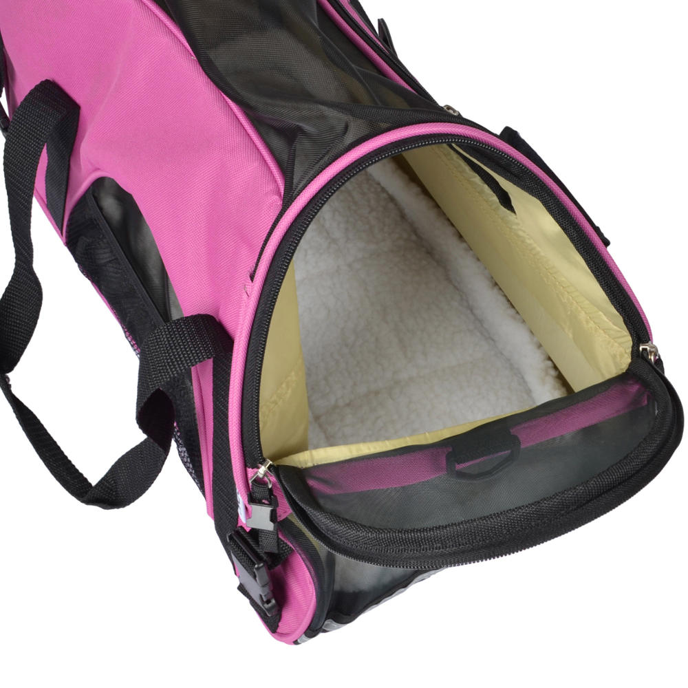 Pet Carrier Tote Bag Small Dog Cat Soft Sided Comfort