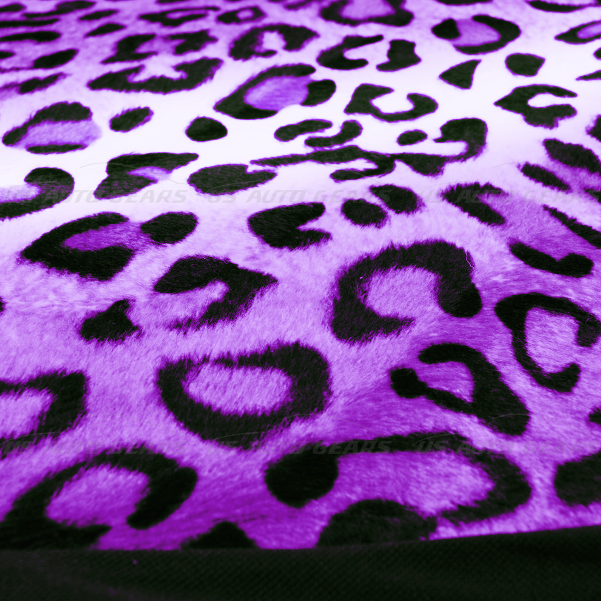 Purple Leopard Print Background Image