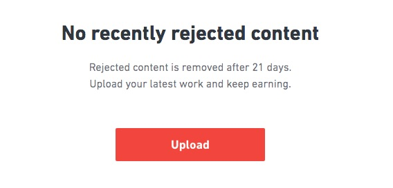 Shutterstock Recent Rejections #vezzaniphotography