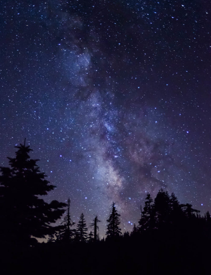 Witness and Photograph the Milky Way at Glacier Point, Yosemite