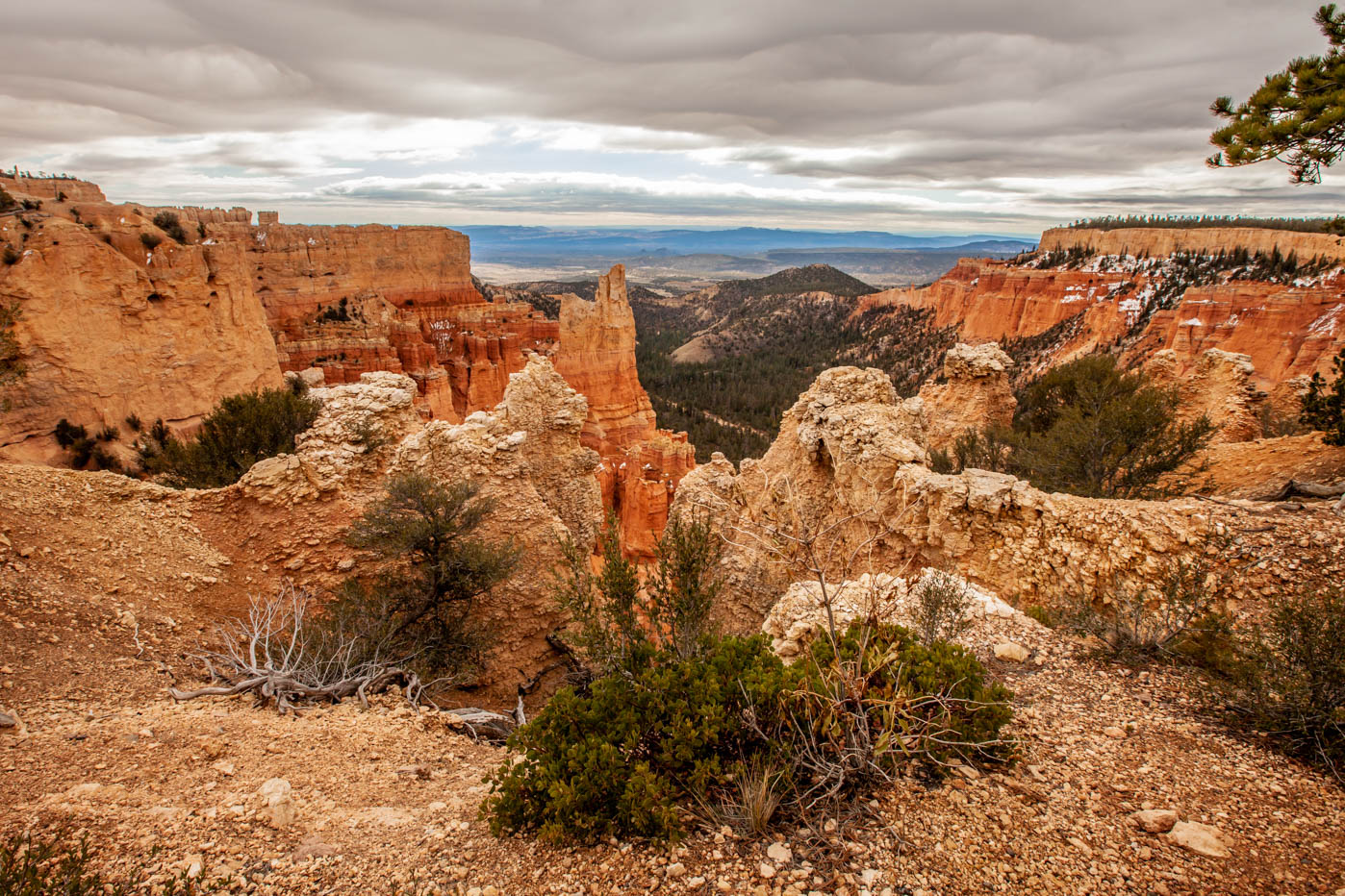 Paria View - Best Photo Spots Bryce Canyon National Park #vezzaniphotography