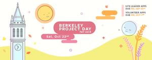 Berkeley project banner