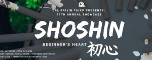 Shoshin cover photo