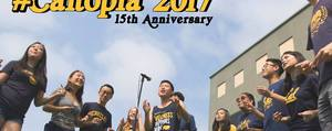 Caltopia 2017 banner