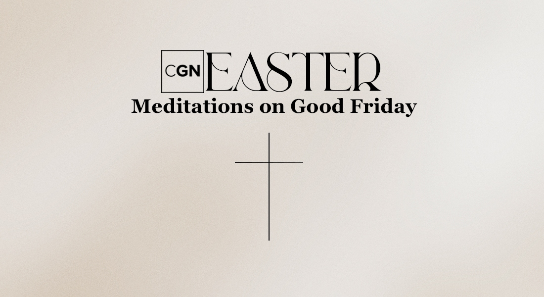 Meditations on Good Friday