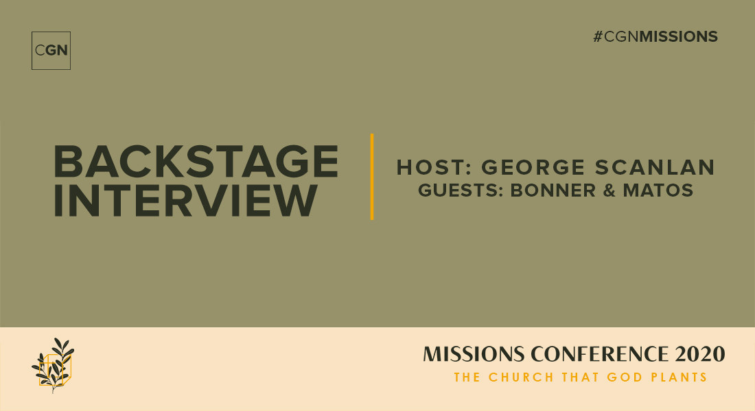 Backstage Interview: John Bonner & Manolo Matos
