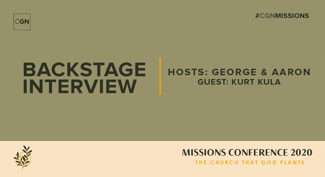 Backstage Interview: Kurt Kula