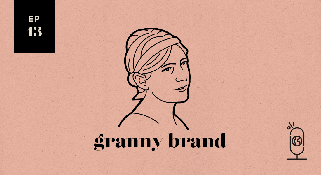 Granny Brand: Women Worth Knowing