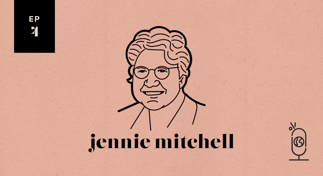 Jennie Mitchell: Women You Should Know