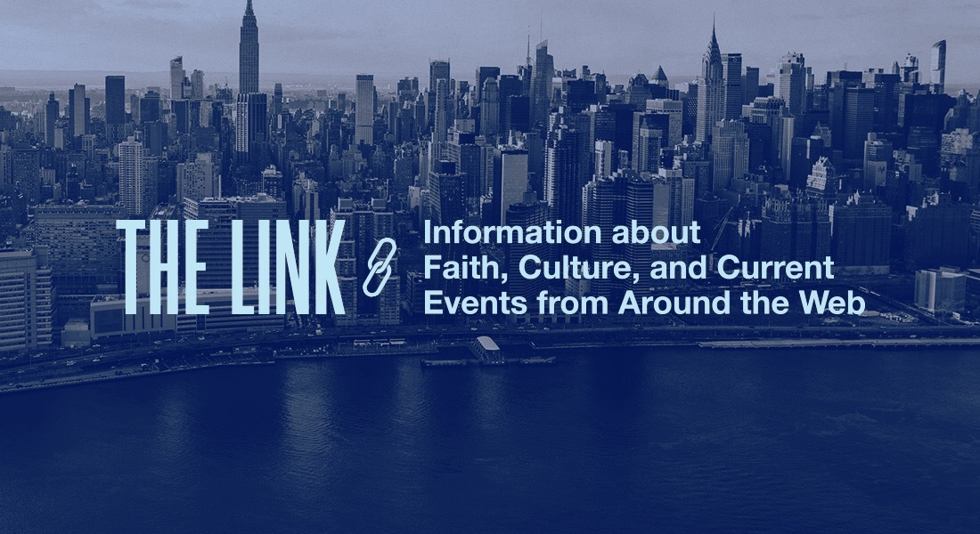 The Link: Kanye West, Are Christians Intolerant, Ecclesiology 101 & More