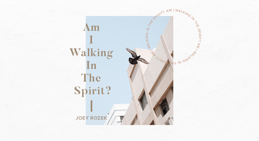 Am I Walking in the Spirit?